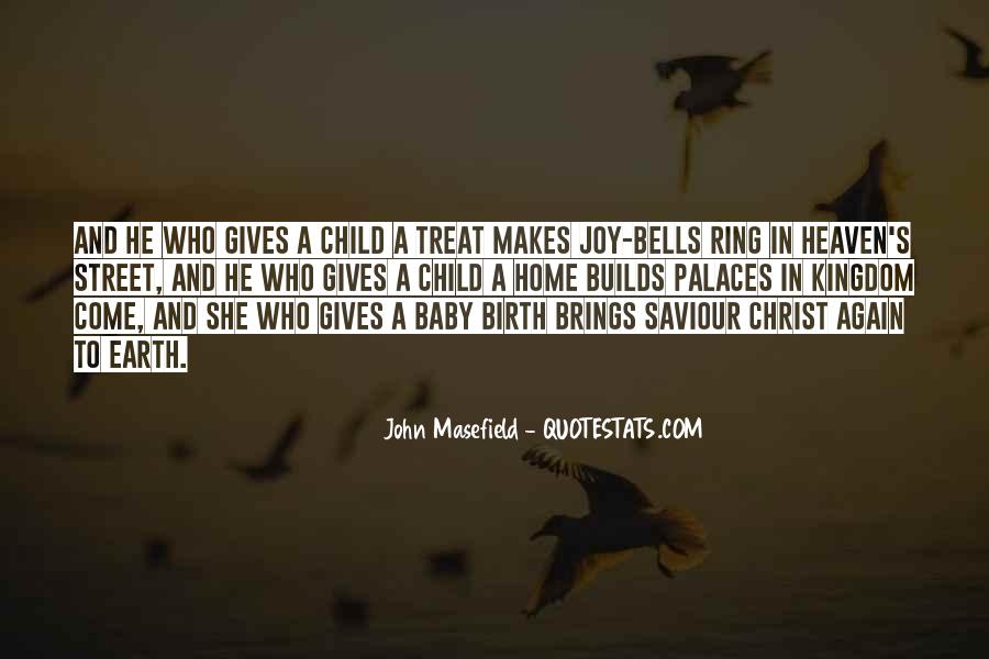 Masefield Quotes #1295248