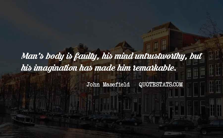 Masefield Quotes #155124