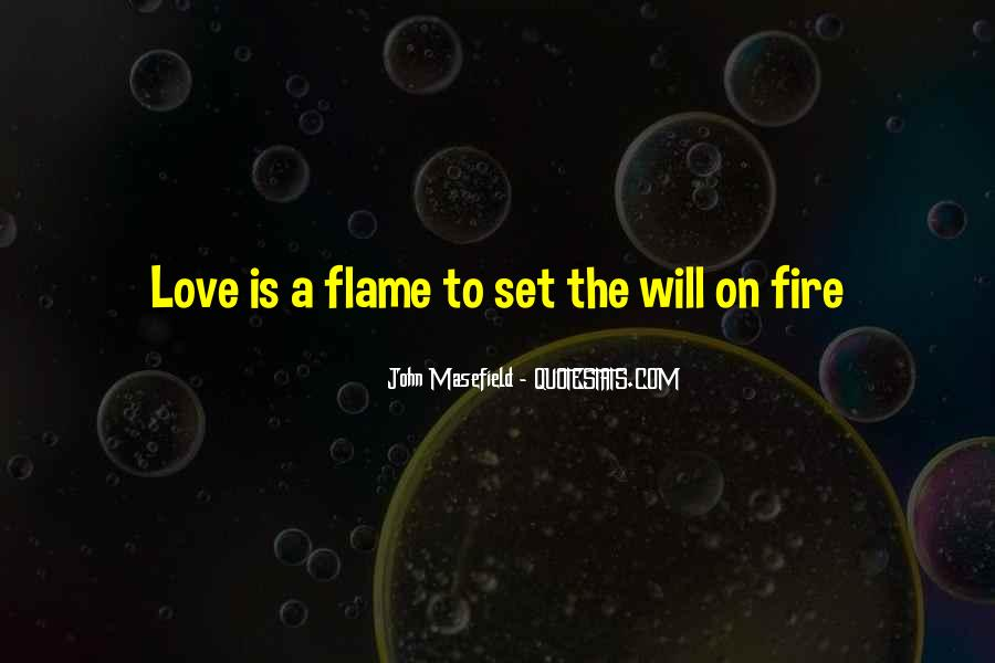 Masefield Quotes #1688911
