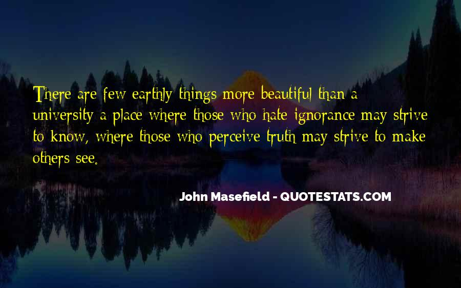 Masefield Quotes #361863