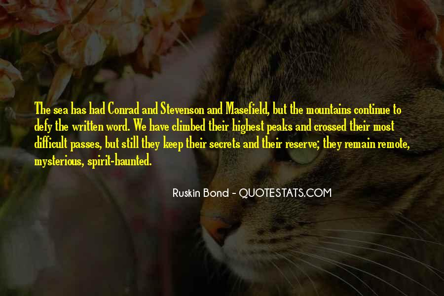 Masefield Quotes #977895