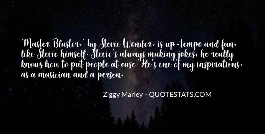 Master Blaster Quotes #976339