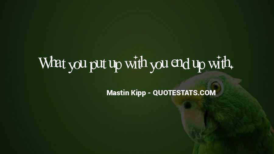 Mastin Quotes #621332
