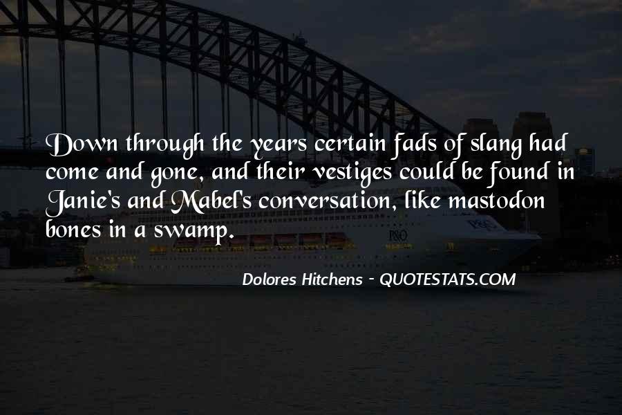 Mastodon Quotes #1722690