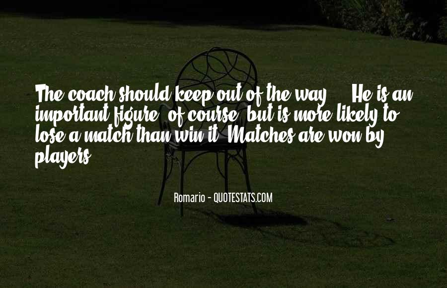 Match Win Quotes #1178417