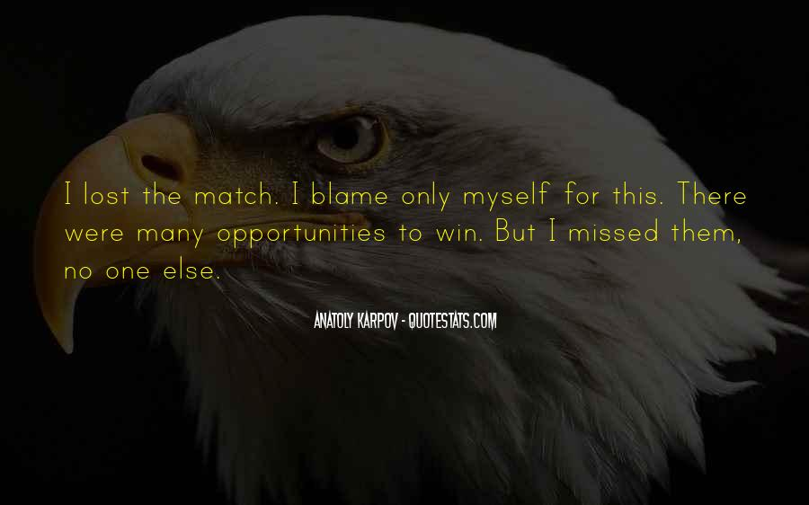 Match Win Quotes #1202170