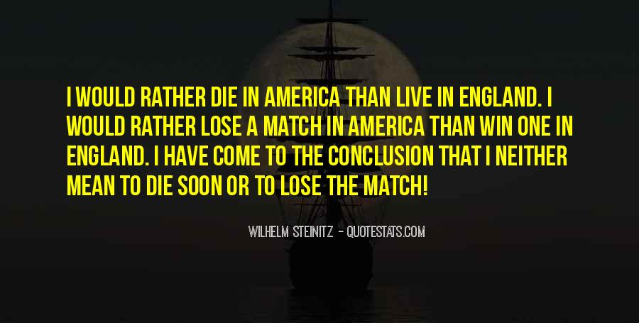 Match Win Quotes #1350966