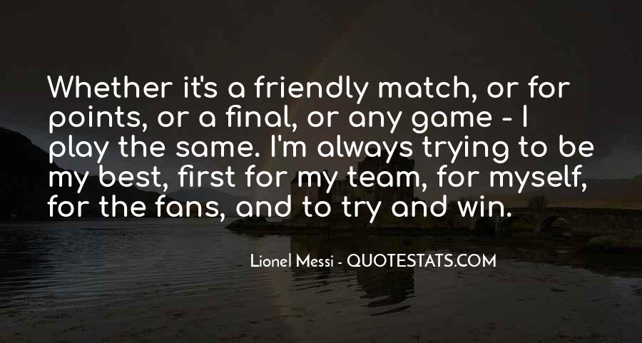 Match Win Quotes #1602519
