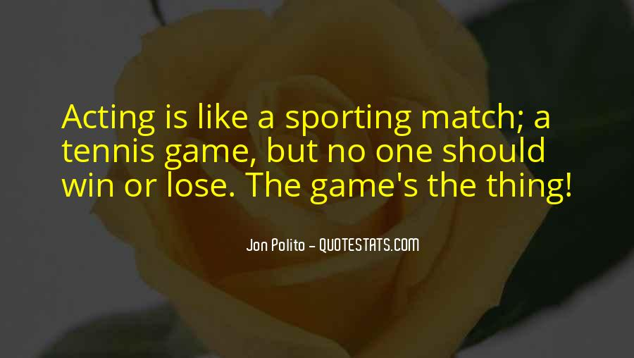 Match Win Quotes #749158