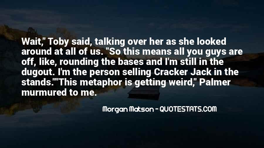 Quotes About Cracker #1033215