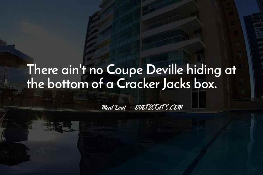 Quotes About Cracker #1361441