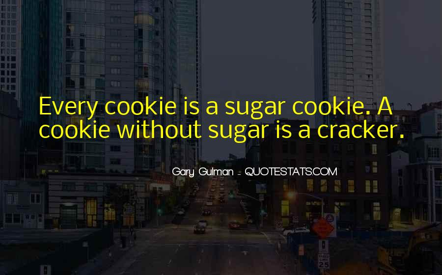 Quotes About Cracker #1662570