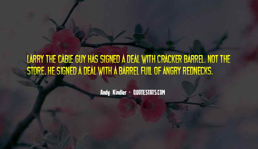 Quotes About Cracker #682072