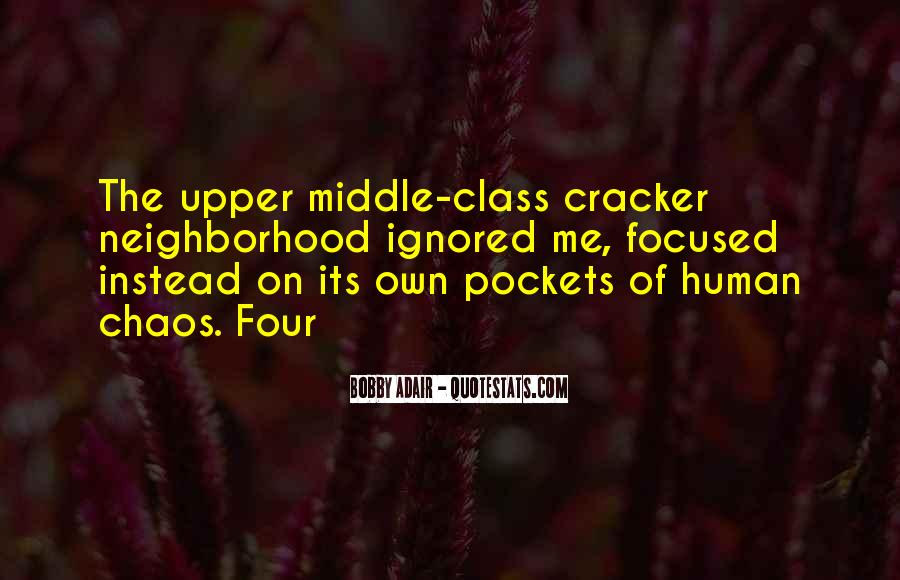 Quotes About Cracker #72274