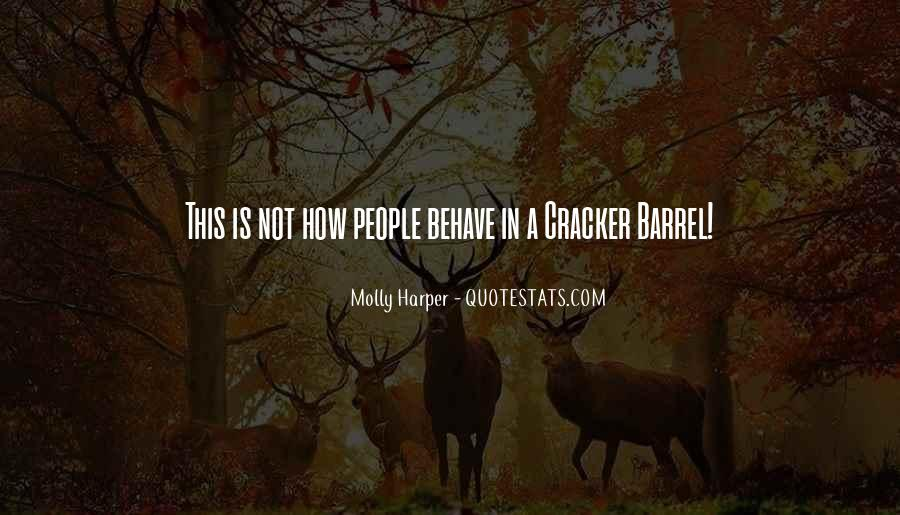 Quotes About Cracker #854735