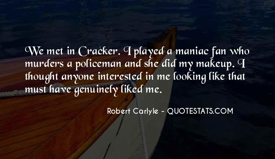Quotes About Cracker #912365