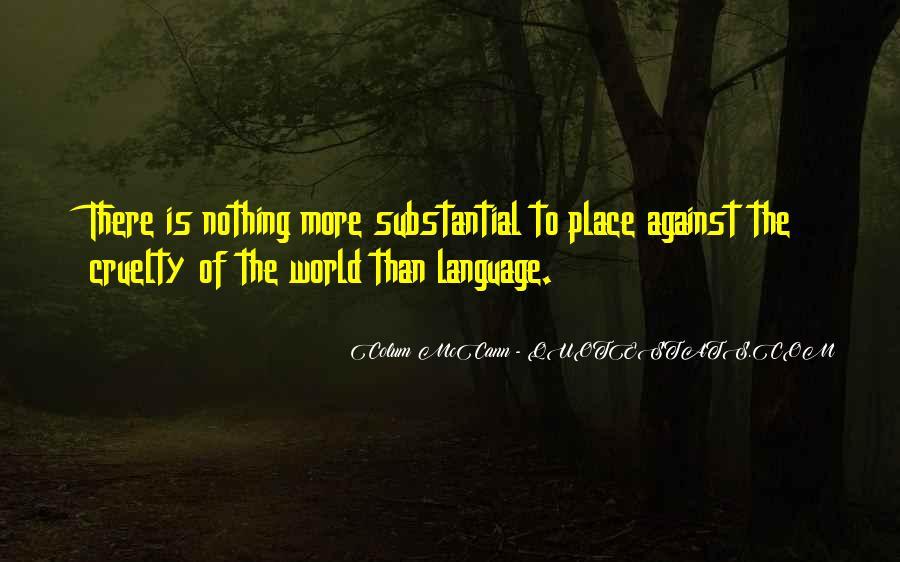 Mathiu Silverberg Quotes #646811