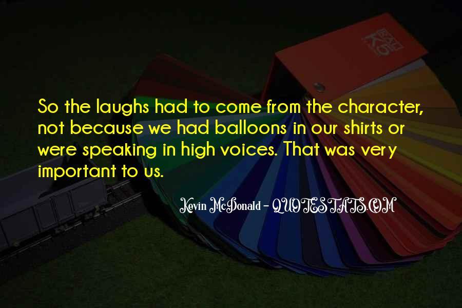 Matt Mcdonough Quotes #1138258