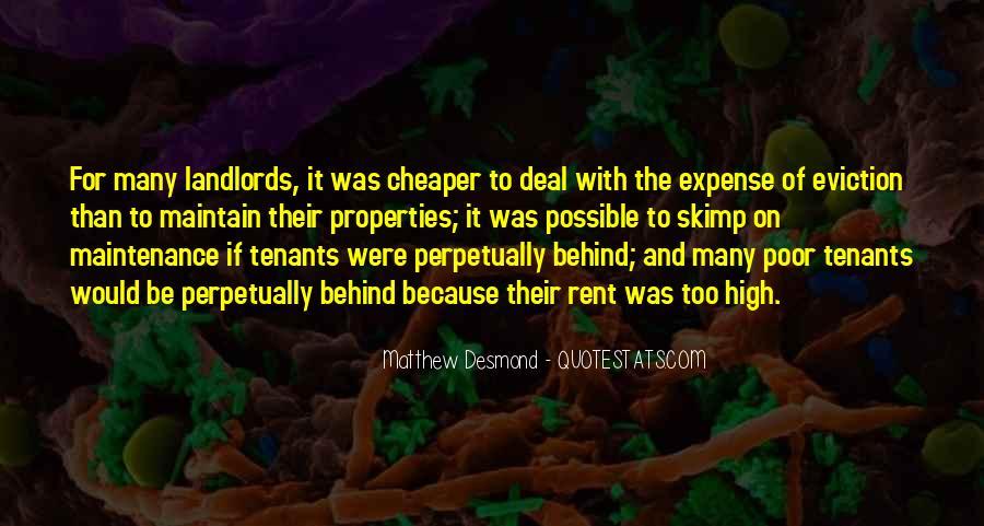 Matthew The Poor Quotes #1532118