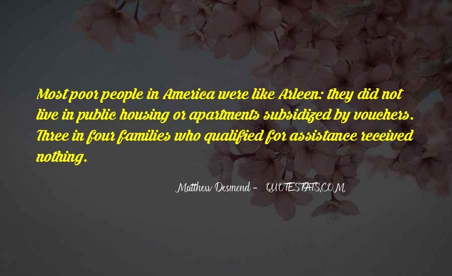 Matthew The Poor Quotes #1784590