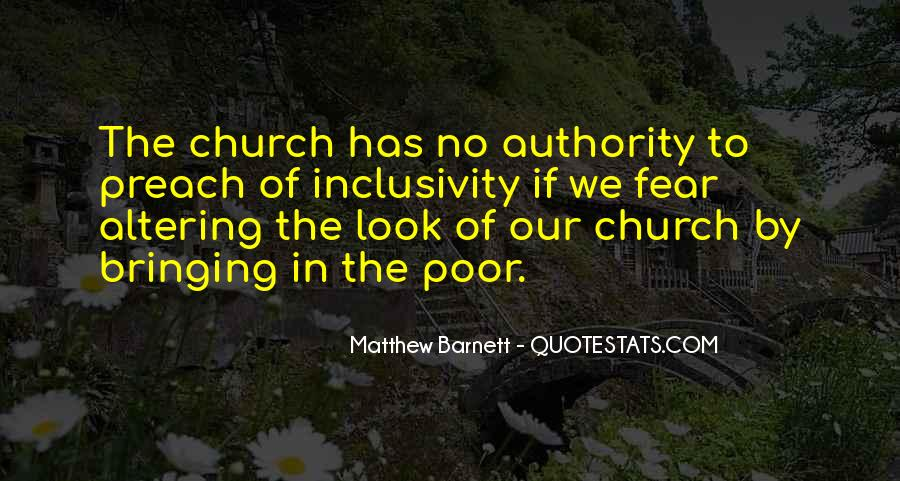 Matthew The Poor Quotes #1796344