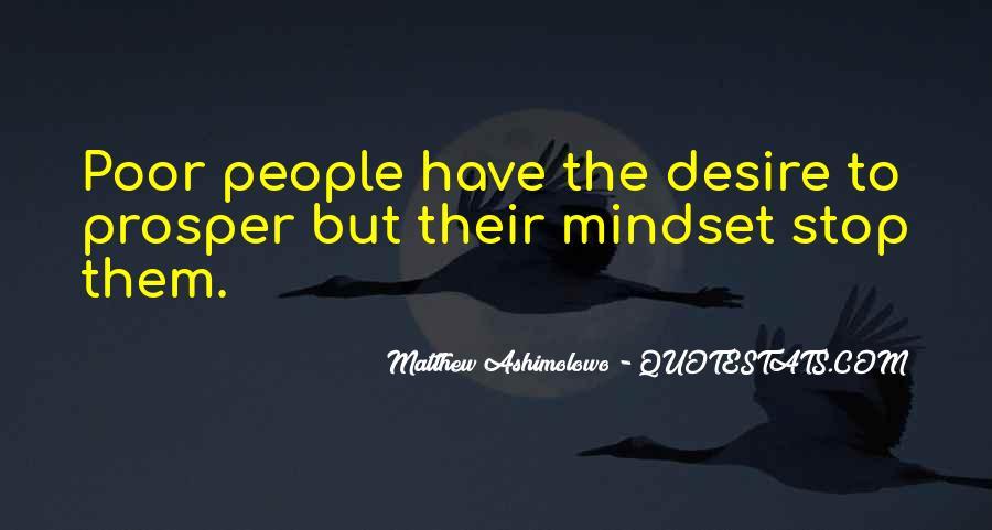 Matthew The Poor Quotes #196286