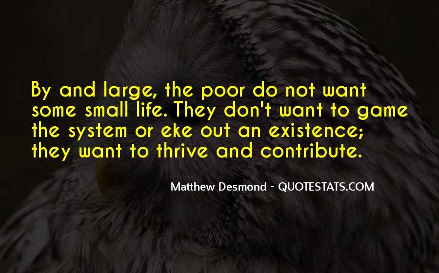Matthew The Poor Quotes #400722