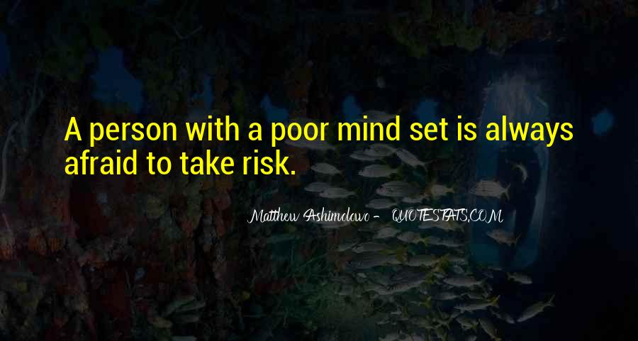 Matthew The Poor Quotes #683222