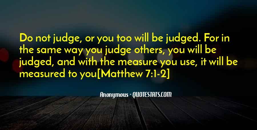 Matthew's Bible Quotes #1090097