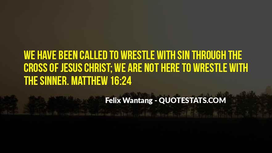 Matthew's Bible Quotes #147487