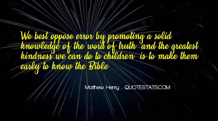 Matthew's Bible Quotes #1527127