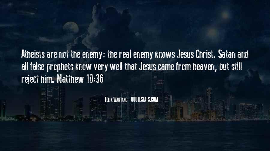 Matthew's Bible Quotes #1837680