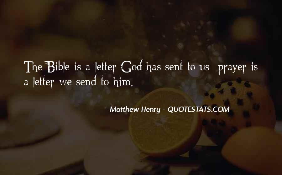 Matthew's Bible Quotes #394222