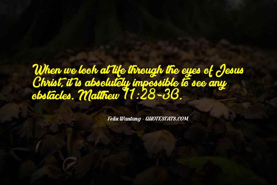 Matthew's Bible Quotes #539495