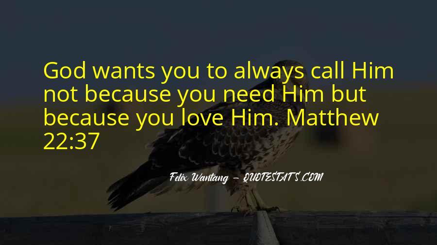Matthew's Bible Quotes #634041