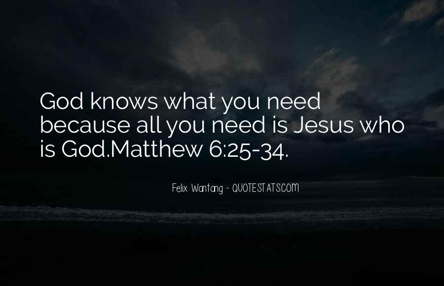 Matthew's Bible Quotes #906386