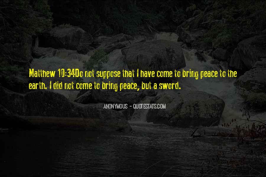 Matthew's Bible Quotes #921859