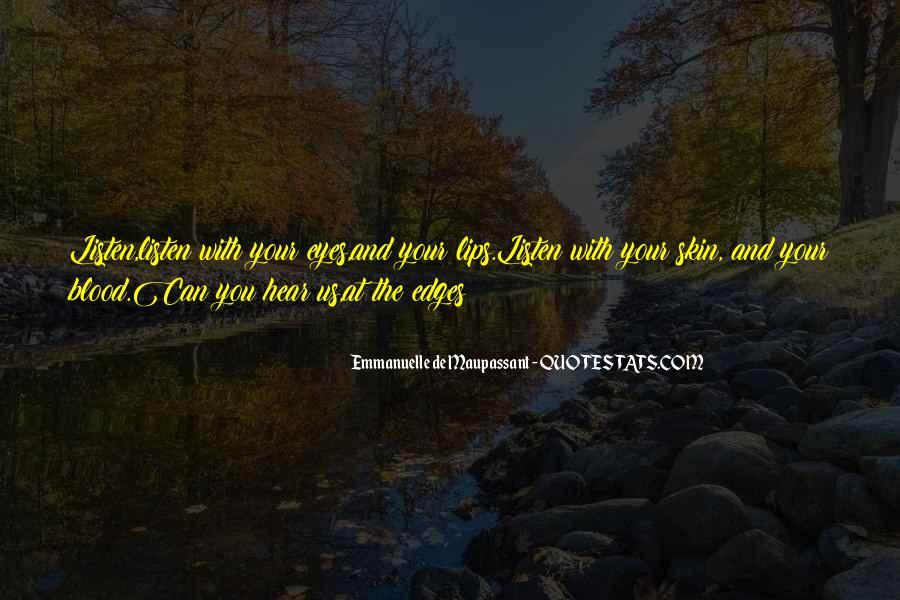 Maupassant Quotes #1060135