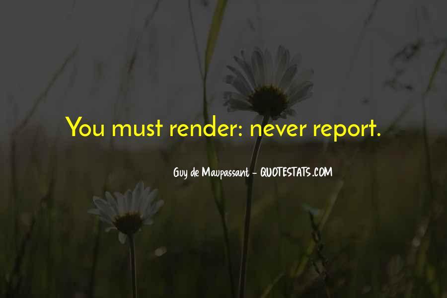 Maupassant Quotes #1075861