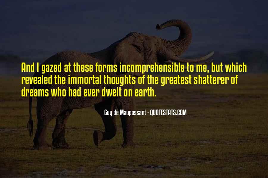 Maupassant Quotes #237611