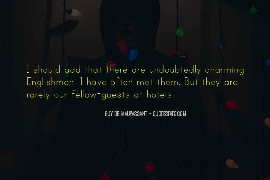 Maupassant Quotes #247529