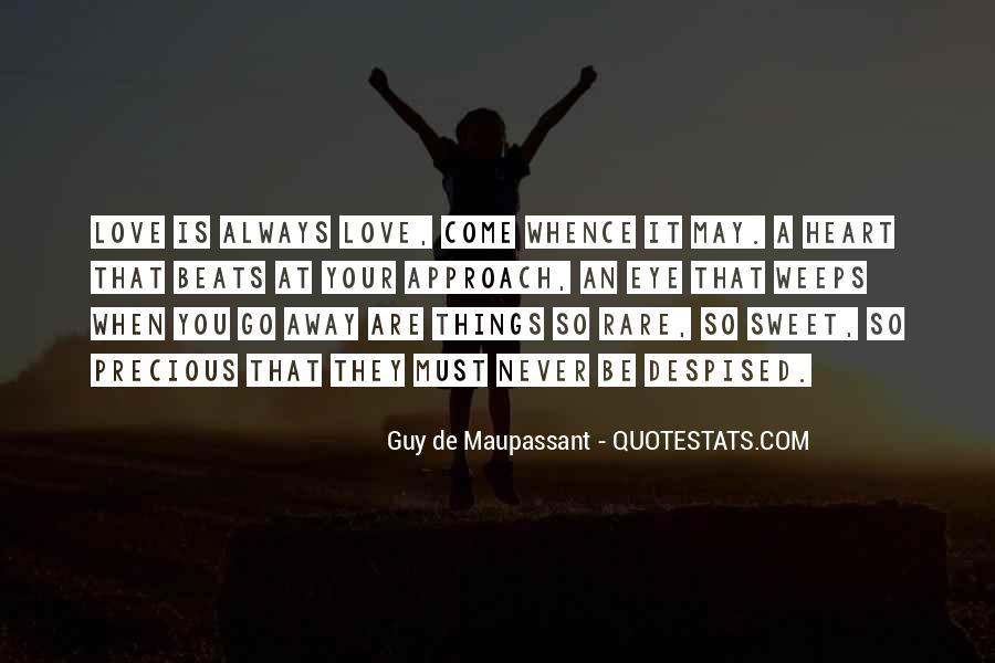 Maupassant Quotes #265840