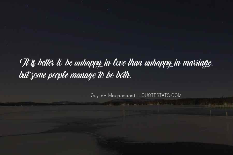 Maupassant Quotes #308676