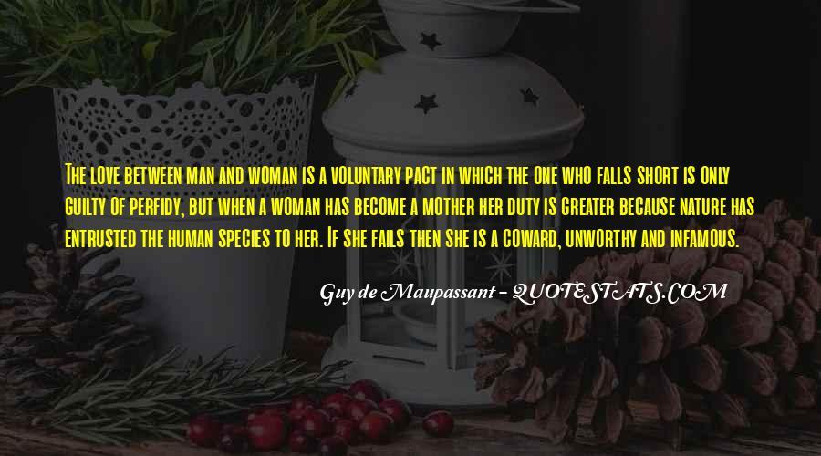 Maupassant Quotes #353257