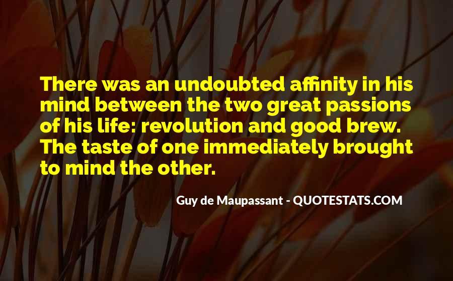 Maupassant Quotes #377411