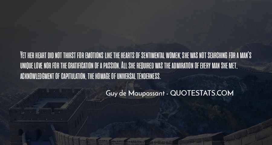 Maupassant Quotes #407250