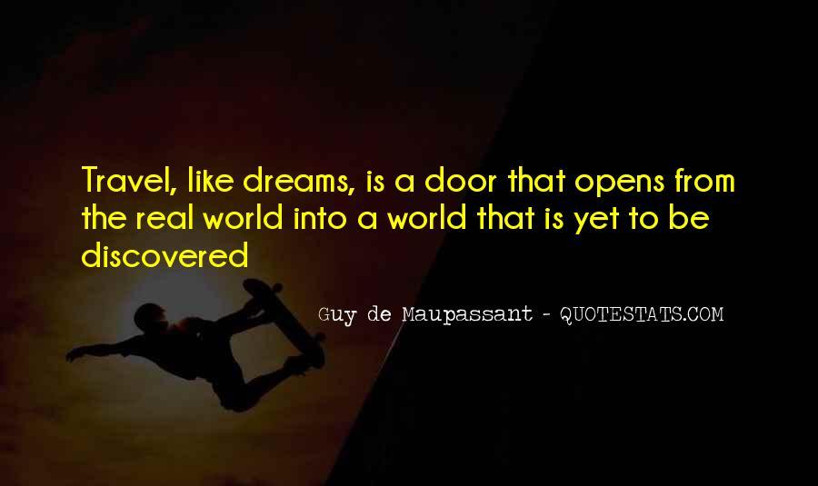 Maupassant Quotes #453465