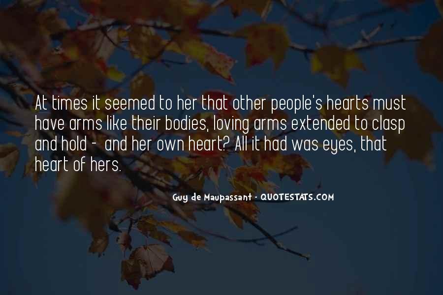 Maupassant Quotes #525288