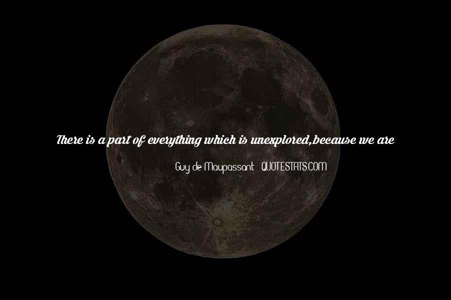 Maupassant Quotes #549182