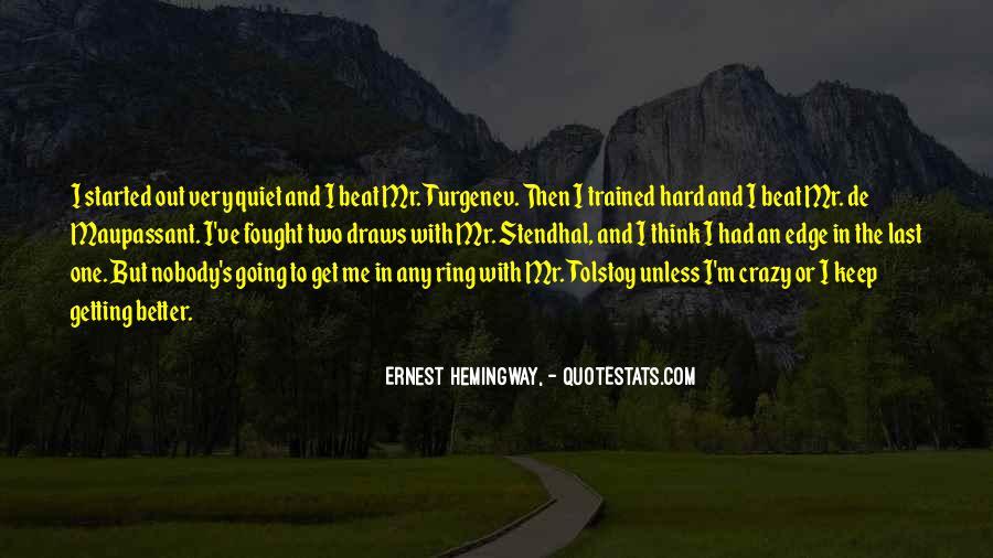 Maupassant Quotes #716149